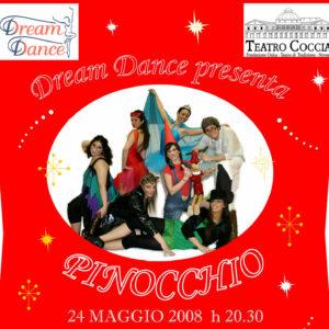 SAGGIO 2008 – 'Pinocchio'