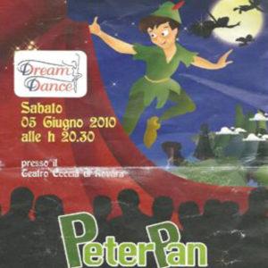 SAGGIO 2010 – 'Peter Pan'