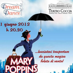 SAGGIO 2012 – 'Mary Poppins'
