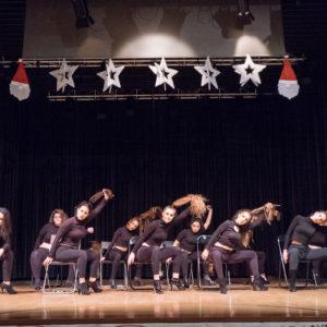 CHRISTMAS DANCE 2017